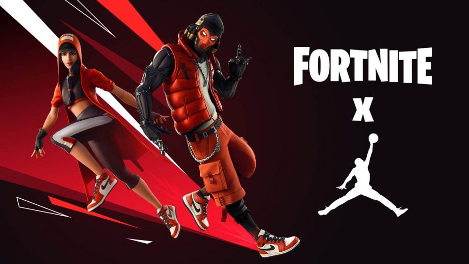 Fortnite joins forces with Michael Jordan in the battle royale's latest crossover