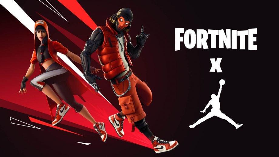 Fortnite Air Jordan