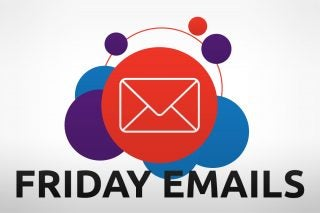 Friday emails