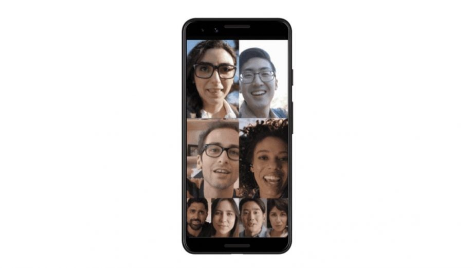 Google Duo rolls out group calls and new data saving mode