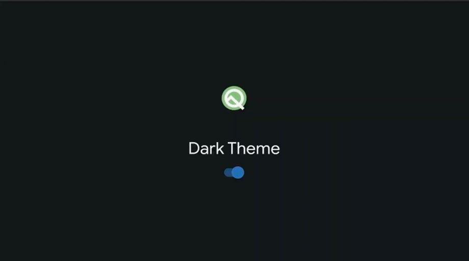 Google IO 19 Dark Theme Android Q