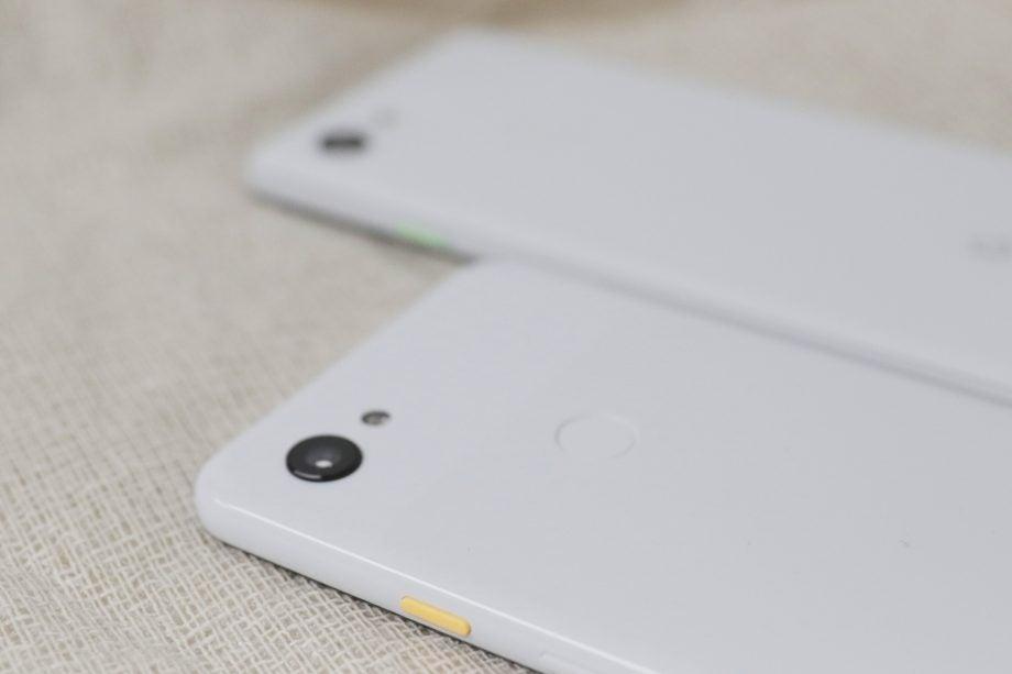 Google Pixel 3a XL and 3 XL camera macro perspective