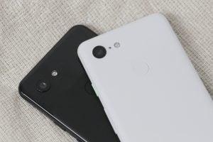 Google Pixel 3a and Pixel 3 camera overlap macro