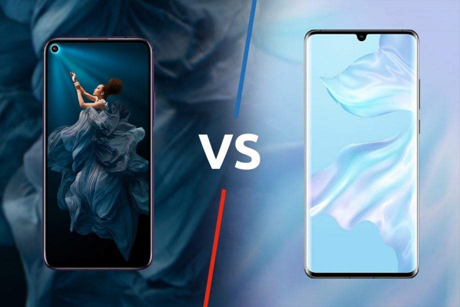 Image result for honor 20 pro vs huawei p30 pro