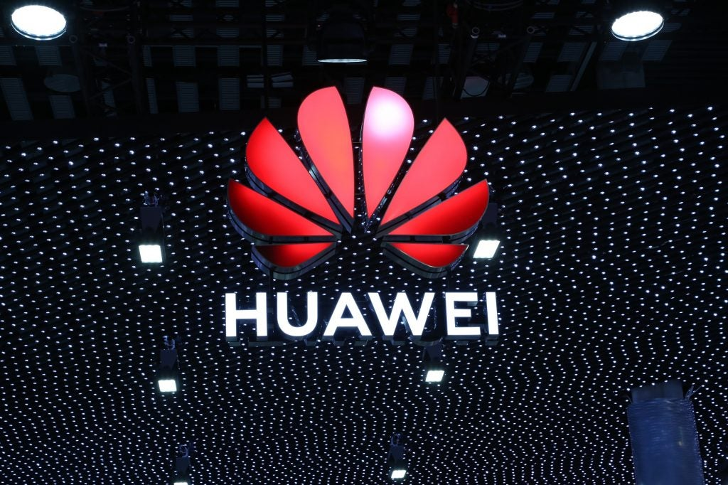 Huawei MWC 2019 press image