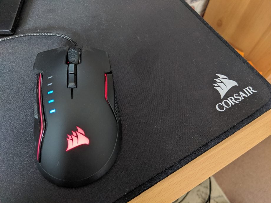 Corsair Glaive RGB Gaming Mouse