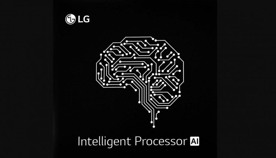 LG AI chip