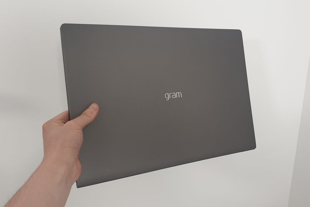 LG Gram 17 Review   Trusted Reviews