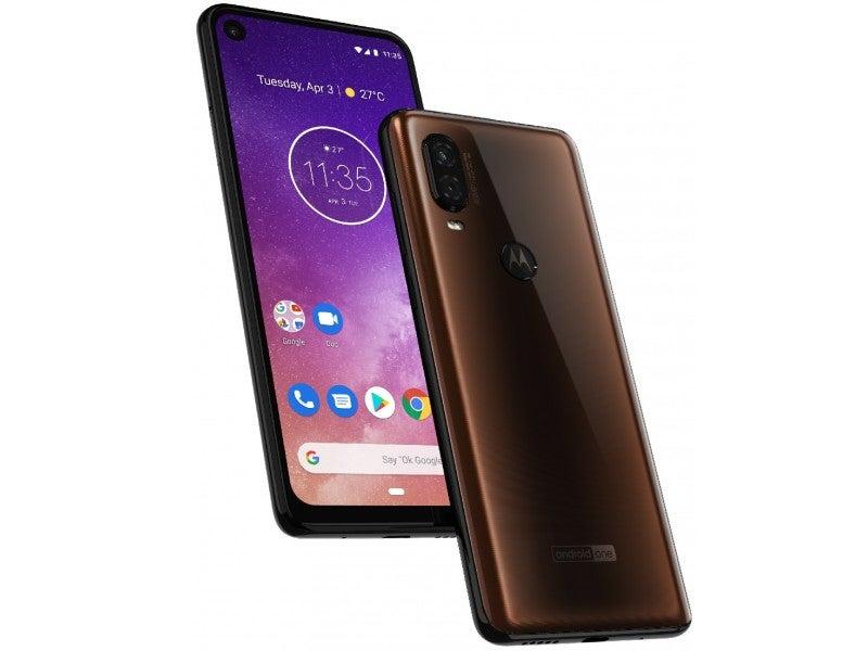 Image result for Motorola One Vision