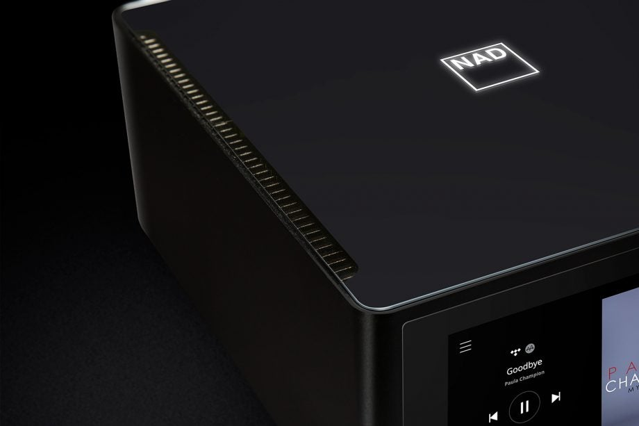 NAD M10 streaming amplifier review | Trusted Reviews