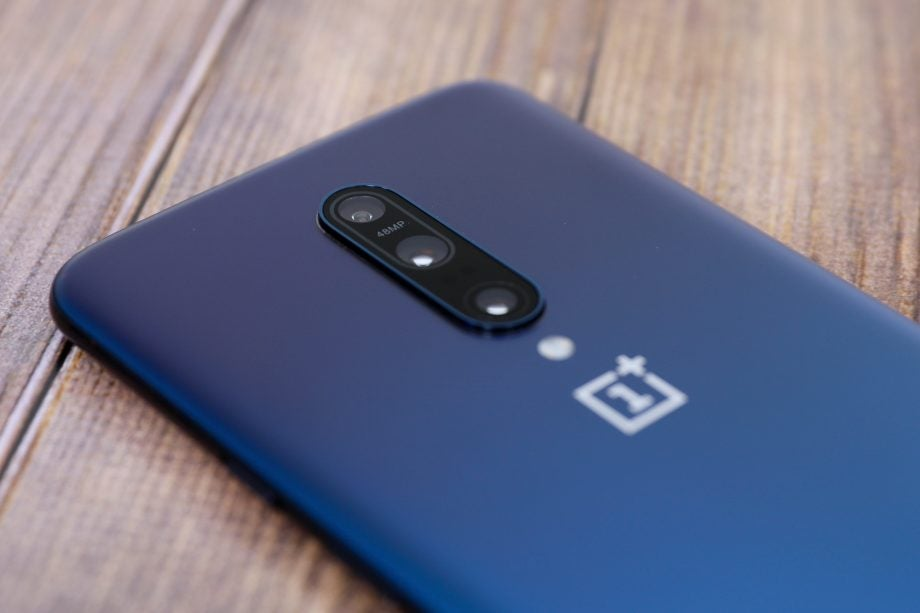 OnePlus 7 Pro main camera closeup