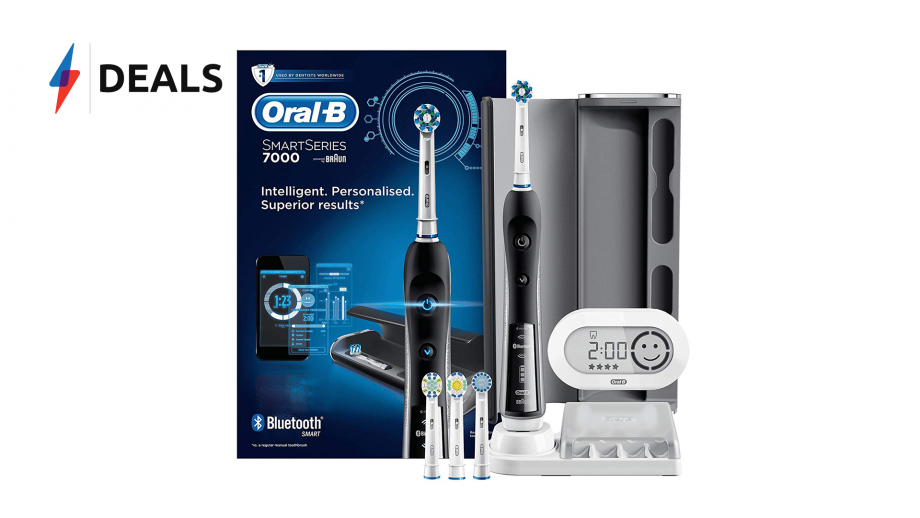 Oral B Electric Toothbrush Deal