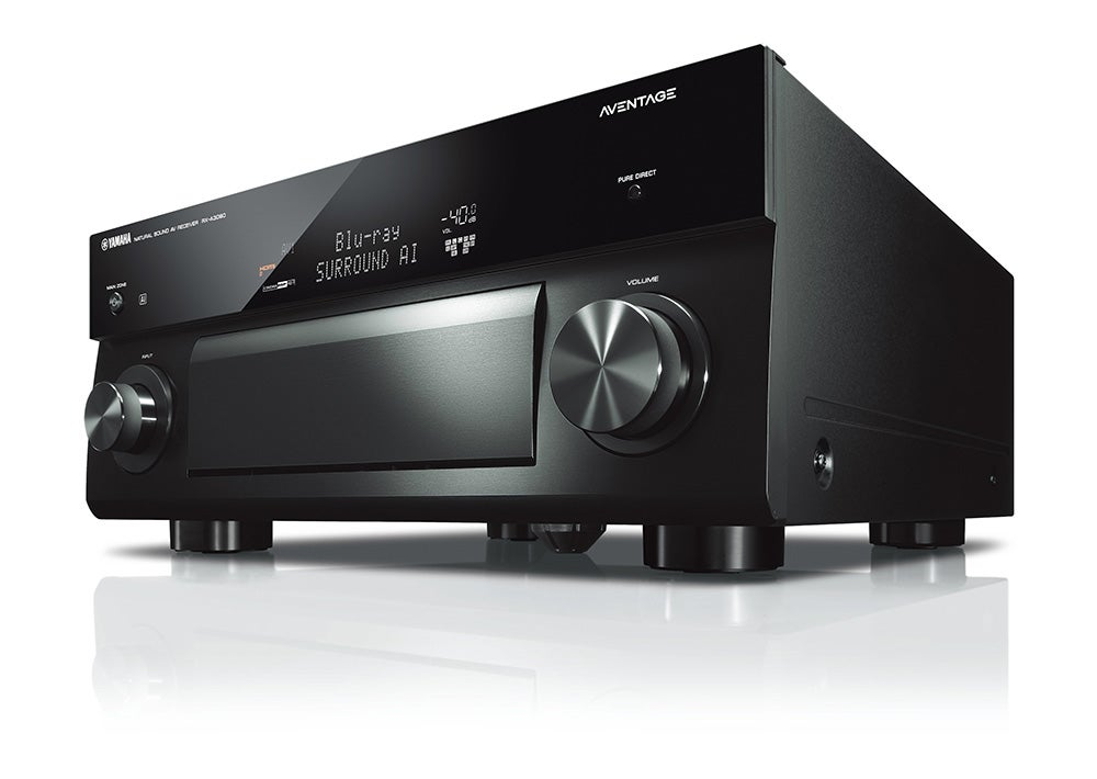 Yamaha RX-A3080 AV Receiver review | Trusted Reviews