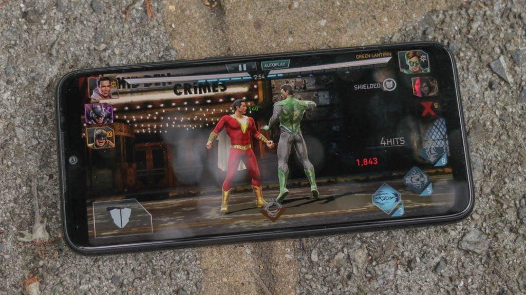 Xiaomi Redmi Note 7 gaming