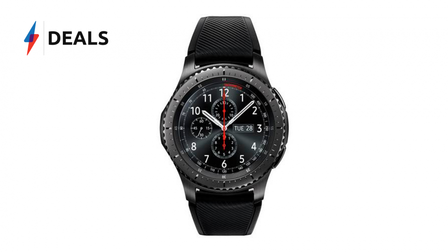 Hot Deal Alert: Get a Samsung Gear S3 Frontier Smartwatch and AKG headphones for just £199
