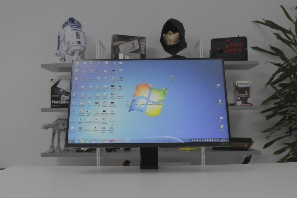 Samsung Space Monitor S32R750U