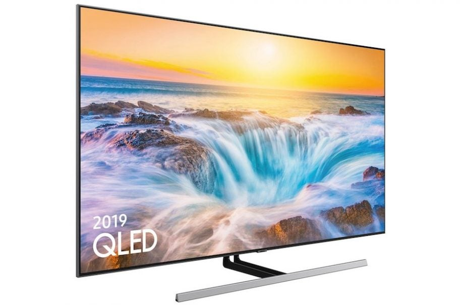 Image result for Samsung Q85R 4K TV review: Powerful picture performance
