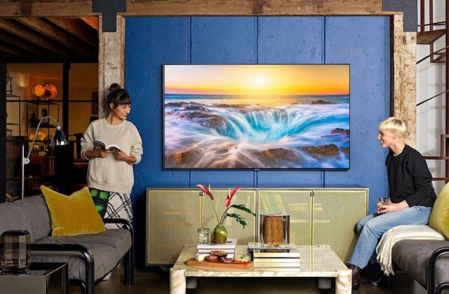 Samsung Q85R 4K QLED TV (QE65Q85R) review | Trusted Reviews