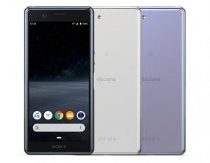 Sony Xperia Ace is basically the Xperia XZ2 Compact