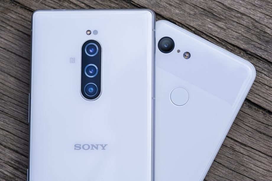 Sony Xperia 1 vs Google Pixel 3: why Sony's a new camera contender