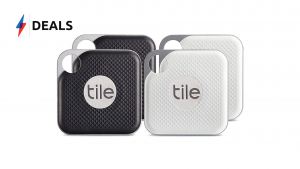 Tile Pro Bluetooth Tracker Deal