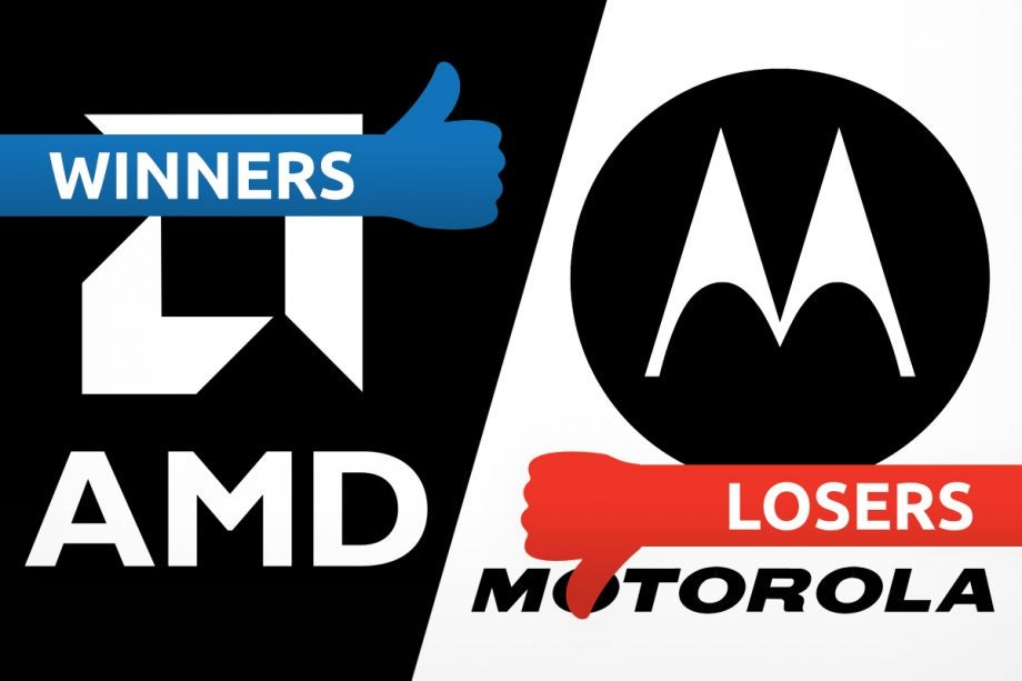 Winners and Losers AMD and Motorola
