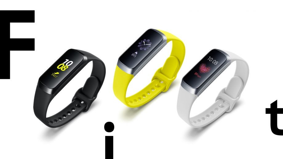 Samsung has quietly launched a new Fitbit Charge 3 rival