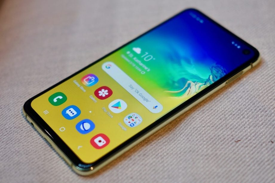 Samsung's Android 10 open beta 'imminent' but Brits could be left behind