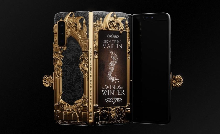 Game of Thrones special edition of Samsung Galaxy Fold is coming
