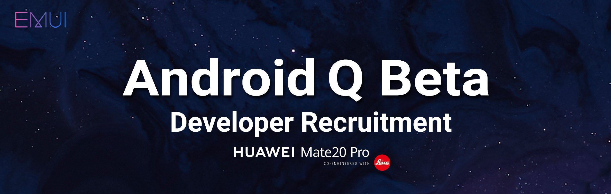 Huawei Mate 20 Pro users can still install Android Q − but