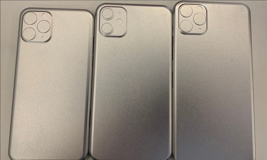 iPhone 11 molds