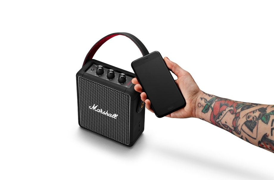 Marshall beefs up its portable speaker range with the Tufton