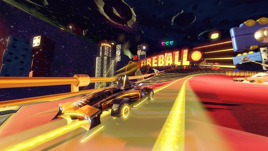 Team Sonic Racing Review | Trusted Reviews