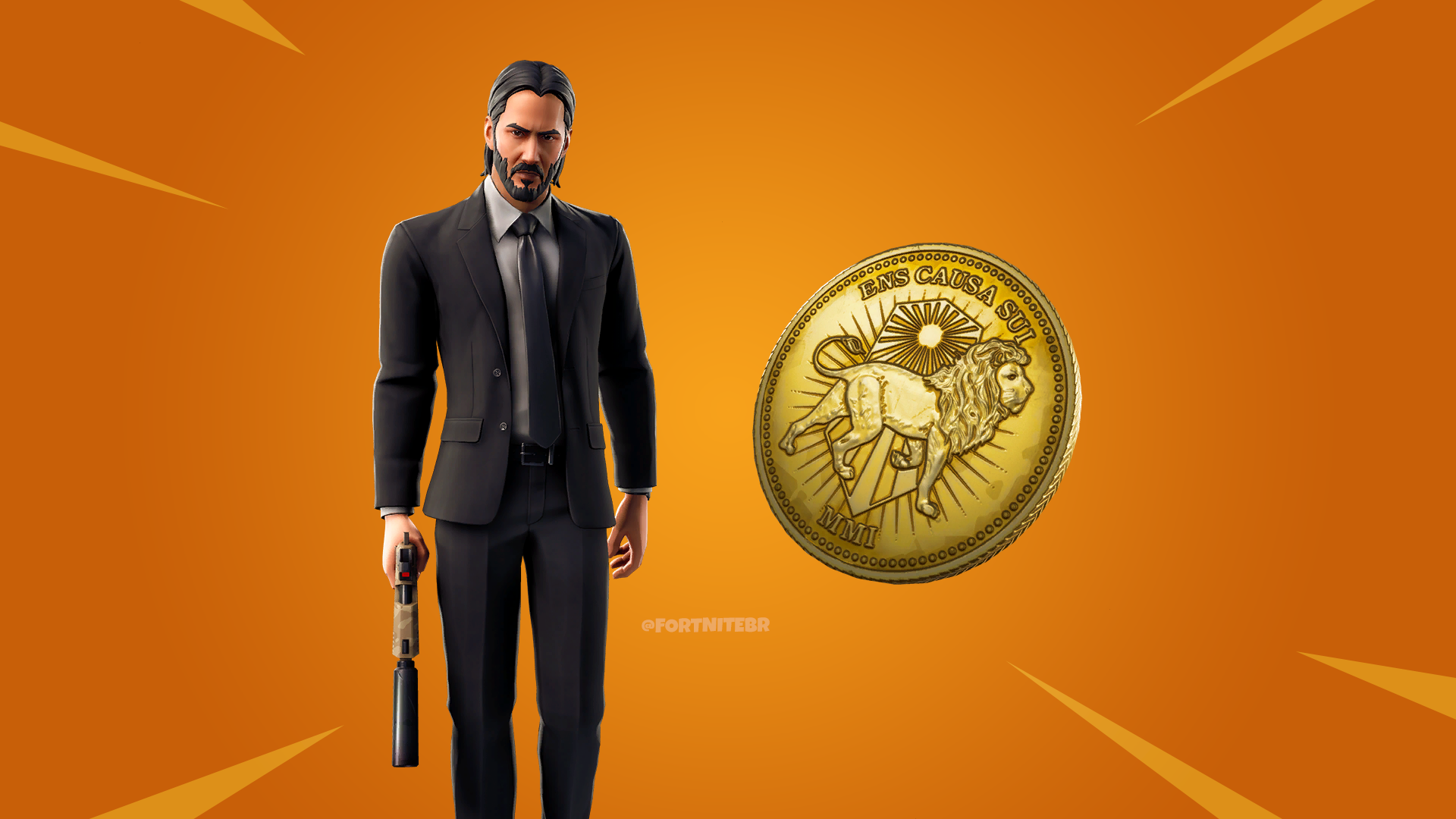 Leak reveals that John Wick is coming to Fortnite in upcoming update