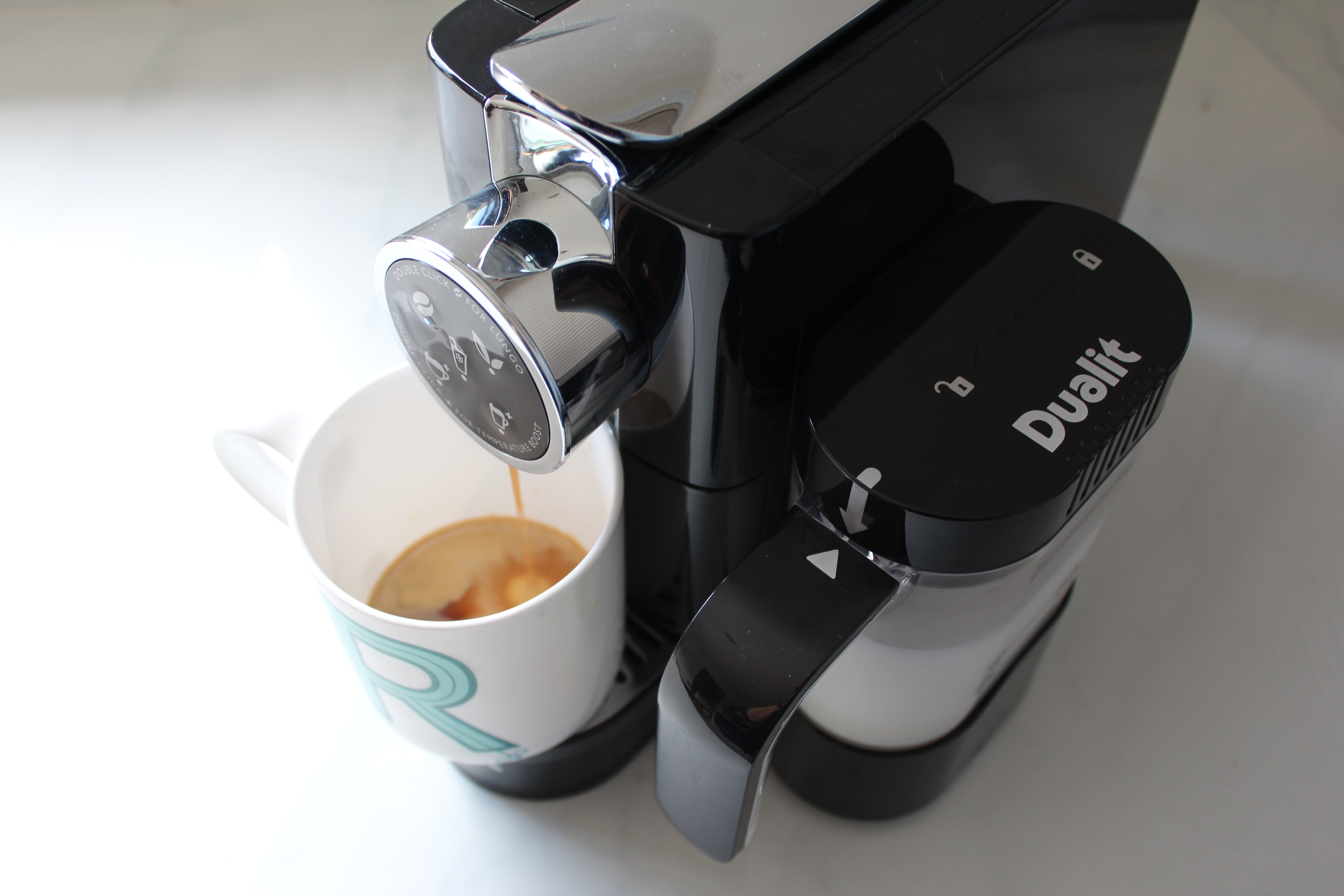 Dualit Cafe Cino Capsule Machine Review 3