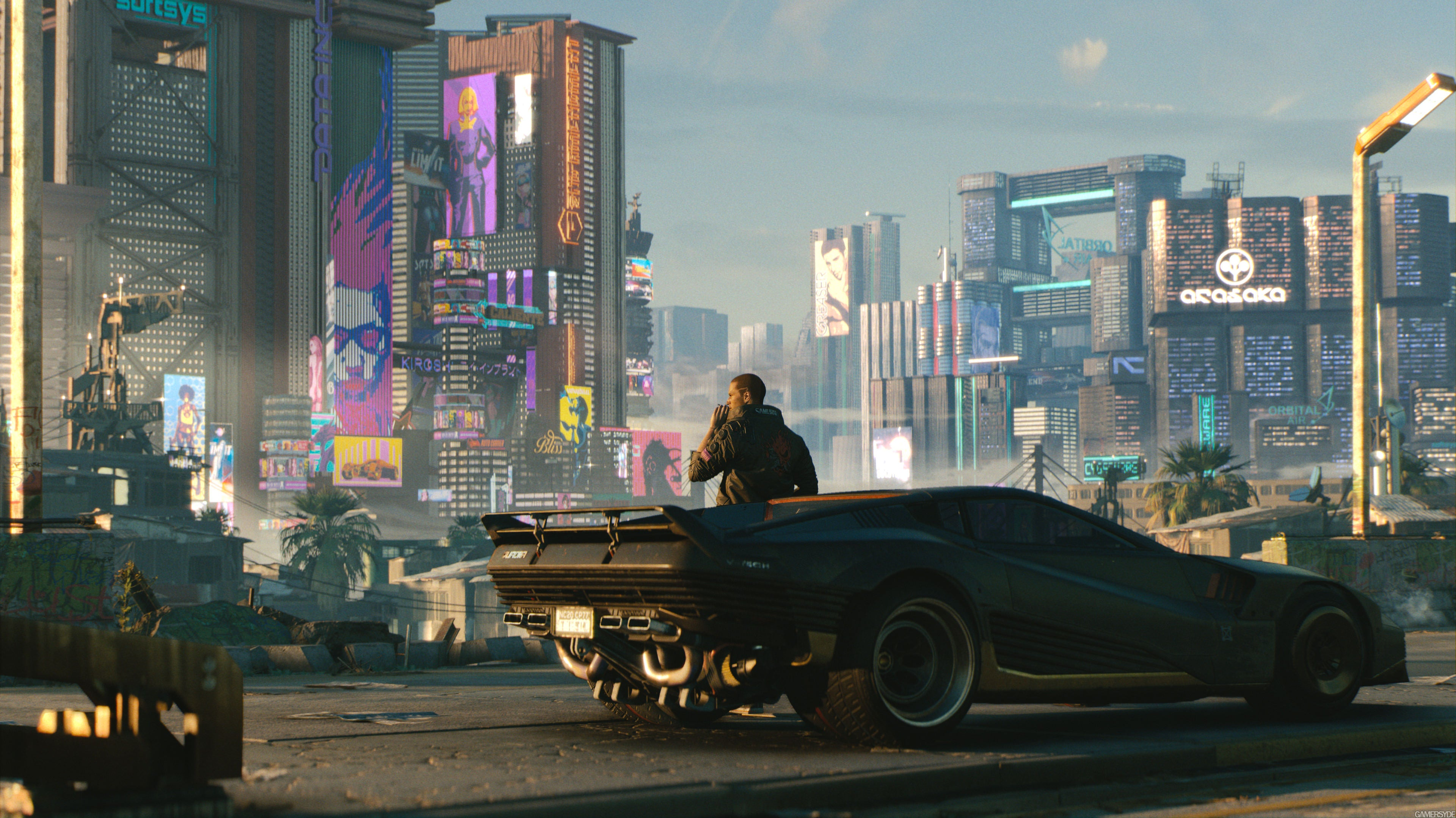 Grimes just leaked some Cyberpunk 2077 details   Trusted Reviews