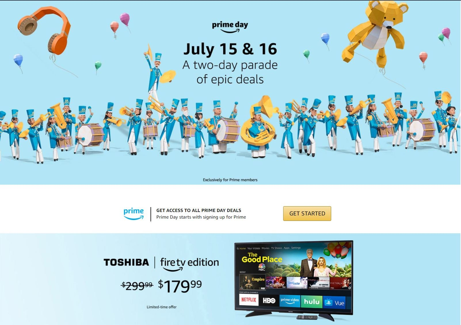 Amazon Prime Day 2019 set for 15 July: Xbox One, PS4 and ...Amazon Prime Day