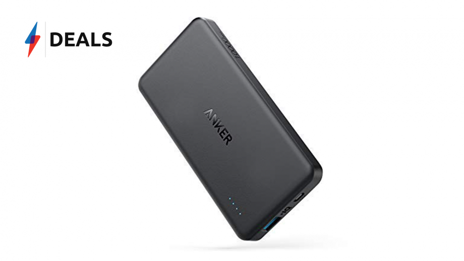 Don't Run Out of Juice with 23% off the Anker Ultra Slim Powerbank for One Day Only