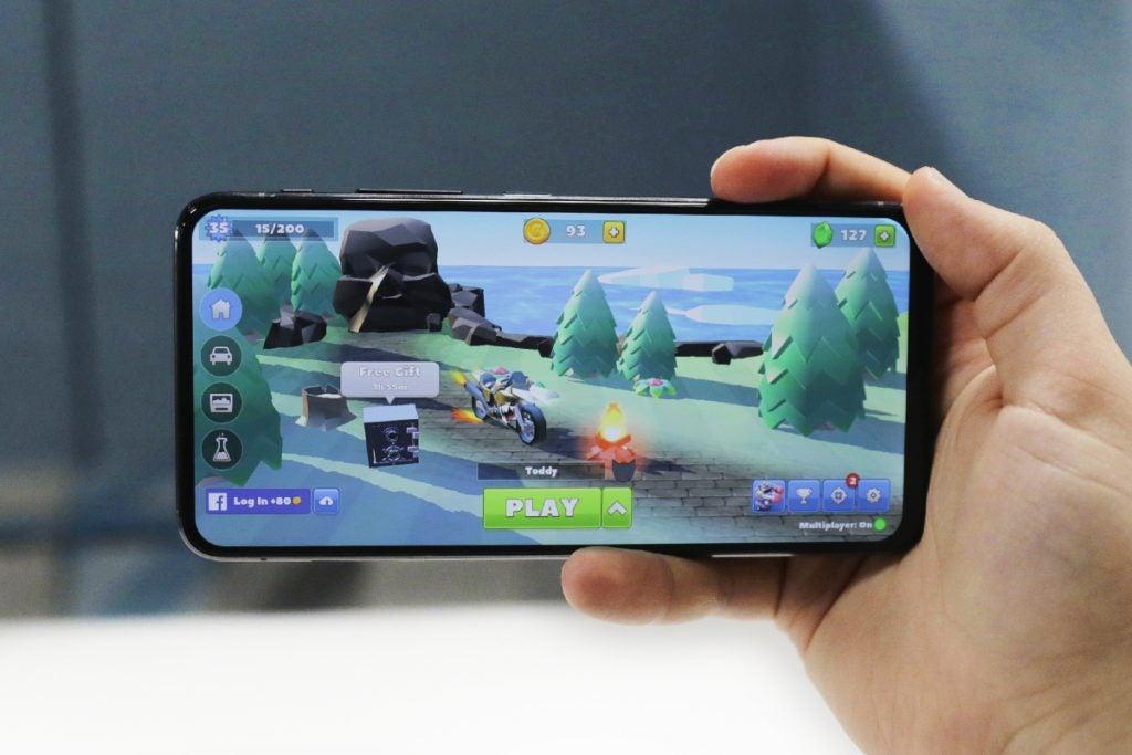 Asus ZenFone 6 игровой
