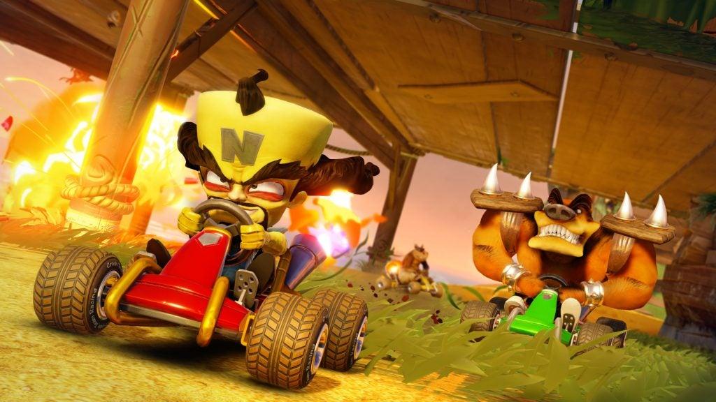 Crash Team Racing Review