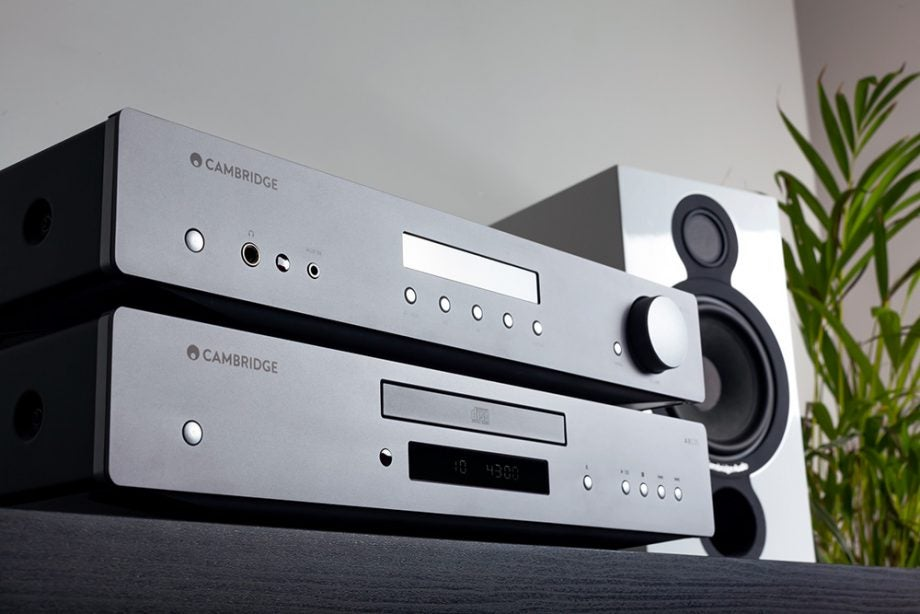 Cambridge's new AX range boasts CD players, amplifiers and