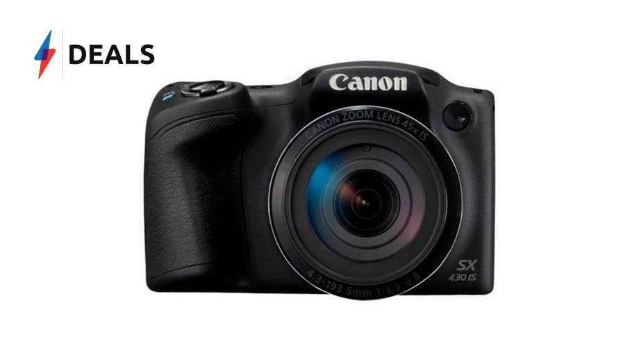 Canon Powershot SX340 Deal