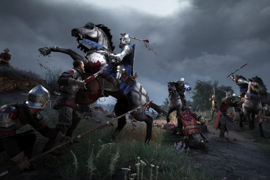 Chivalry 2 is the closest game you'll get to Battle of the Bastards