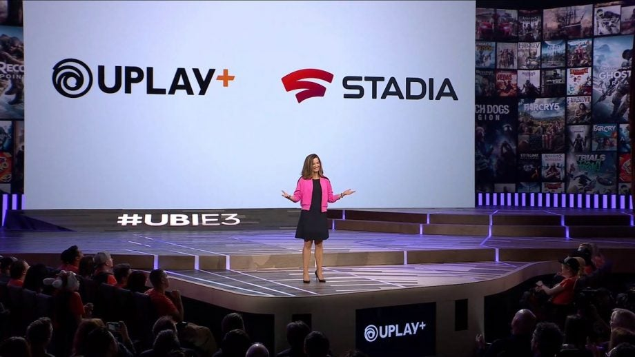 UPlay+ is the new subscription service from Ubisoft, and it's coming to Google Stadia