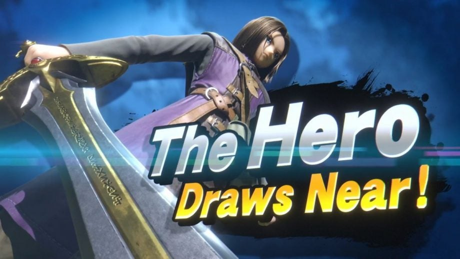 Dragon Quest Hero - Super Smash Bros Ultimate
