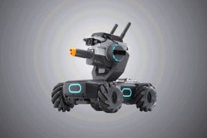 DJI tank drone