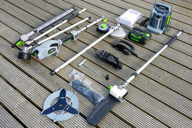 EGO Power Multi-Tool MHSC2002E kit Review 1