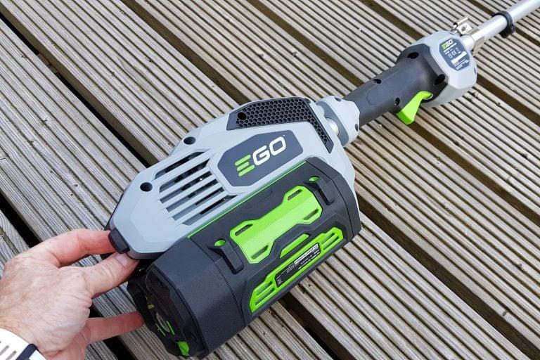 EGO Power Multi-Tool MHSC2002E kit Review 4