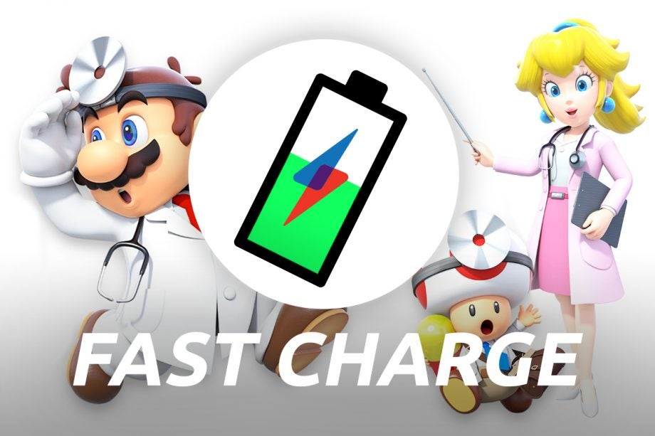 Fast Charge Dr. Mario