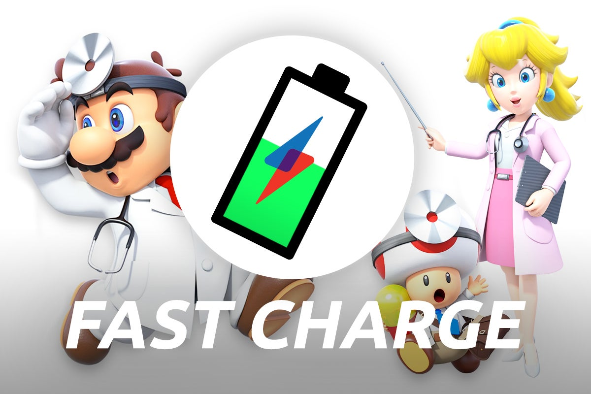 Fast Charge Is Mobile The Right Home For Dr Mario And
